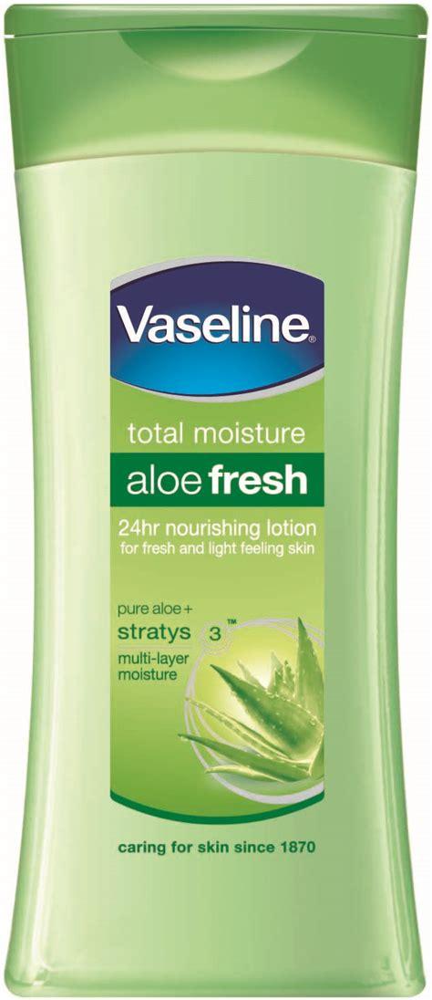 Vaseline Total Moisture Aloe Vera Fresh Lotion 200ml new launch vaseline 174 total moisture aloe fresh with