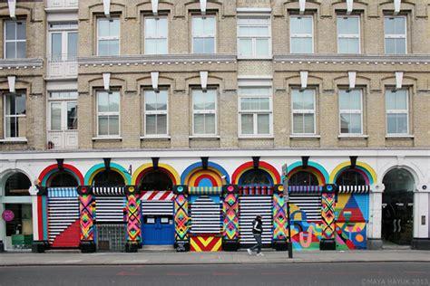 amazing london street art designs  london beep