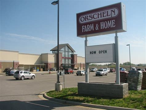 orscheln opens in basehor bonnersprings