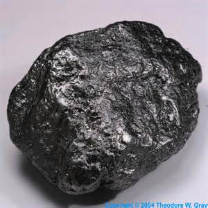 Cr Element Periodic Table Native Graphite A Sample Of The Element Carbon In The