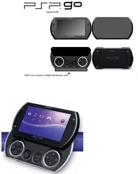 How To Make A Paper Psp - 17 best images about electronics on