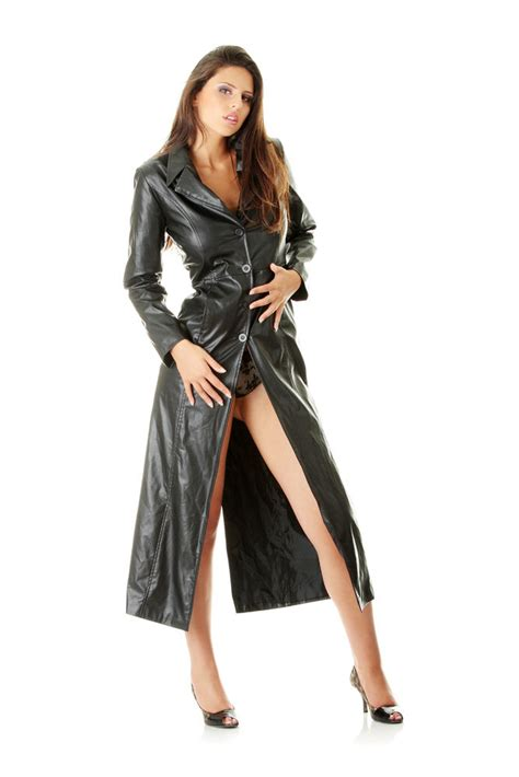 Pura Femme Daily buttersoft leather length