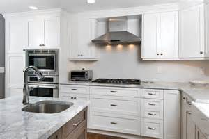 Custom Made Cabinets For Kitchen Custom Built Shaker Cabinets Sea Girt New Jersey By Design Line Kitchens