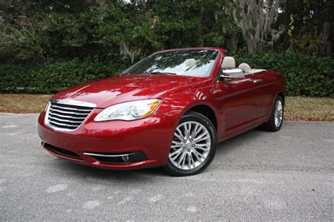 2013 chrysler 200 limited convertible 2013 chrysler 200 limited convertible ridelust review