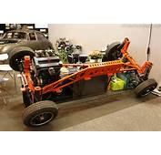 Lotus Backbone Chassis  2008 Retromobile