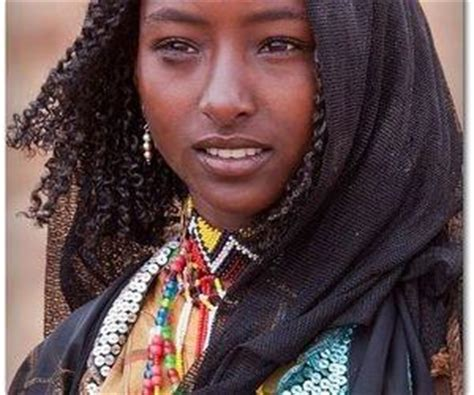 why do somali and ethiopian people look slightly different