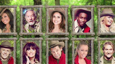 celebrity jungle line up 2014 ex jungle king tony on 2014 i m a celeb line up