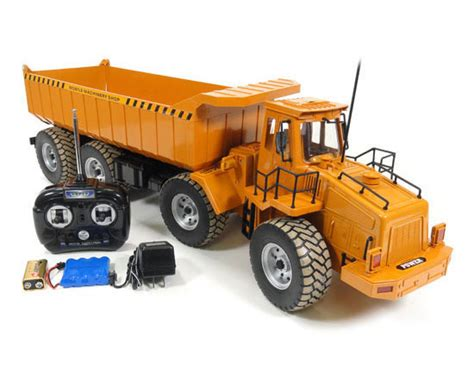 Special Edition Mainan Rc Truck Exavator Heavy Machine Xm 6811l electric dump truck 1 10 scale rtr rc construction vehicle