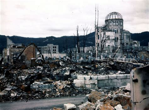 After The est100 一些攝影 some photos hiroshima after the atomic bomb