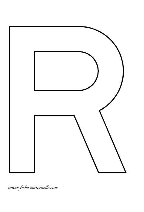la lettre r amoilesserps