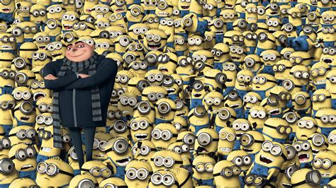 Despicable me 2 minions pictures movie wallpapers amp facebook cover