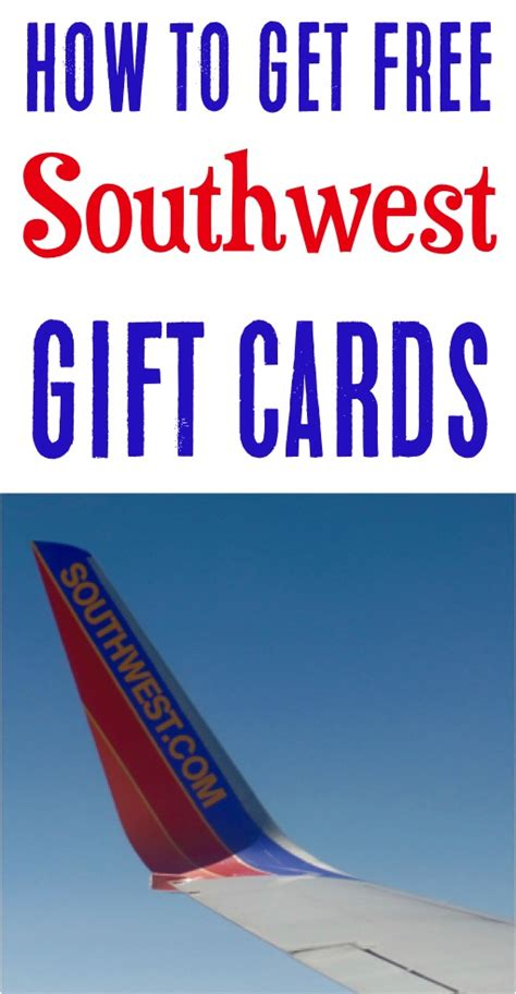 Journeys Gift Card Balance - free southwest airlines gift card how to get yours never ending journeys
