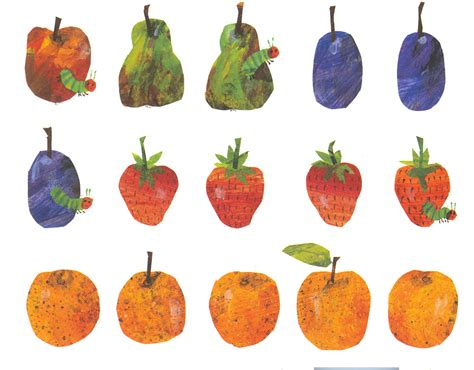 Food Clipart The Very Hungry Caterpillar Pencil And In The Hungry Caterpillar Fruit Coloring Pages