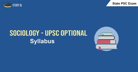 pattern variables merton sociology upsc optional courses detailed syllabus