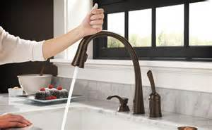 delta touchless kitchen faucet top five home design trends for 2014 cbs news