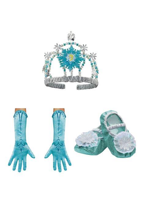 Promo Elsa Set 3in1 disney frozen elsa toddler accessory set accessories