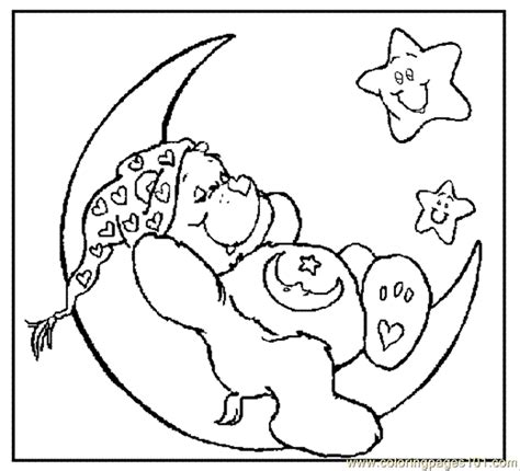 care bear coloring pages pdf carebear14 coloring page free care bears coloring pages