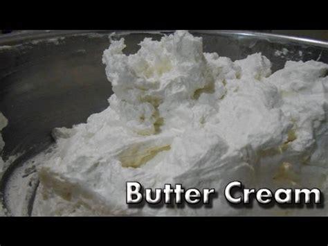 Membuat Whipped Cream Dari Butter Cream | butter cream resep butter cream dari 3 bahan saja