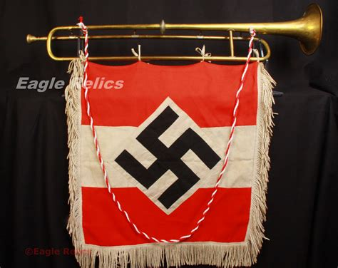 fanfare trumpets for sale youth fanfare trumpet and banner eagle relics