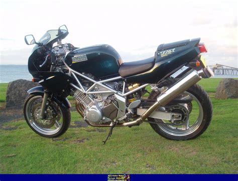 Yamaha Motorrad 850 by 1998 Yamaha Trx 850 Moto Zombdrive