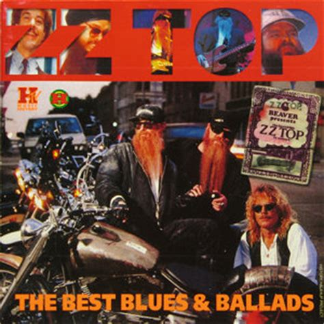 zz top the best of cd zz top the best blues ballads
