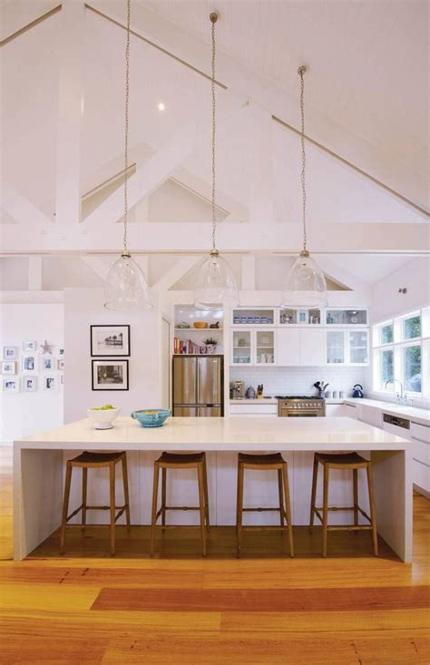 lights for vaulted ceilings kitchen home design