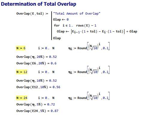 resistor choice e24 series standard resistor values math encounters