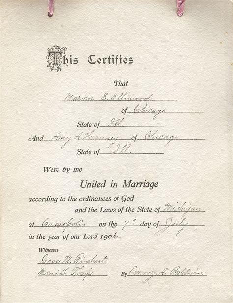 Mi Marriage License Records Marriage Licenses In Michigan