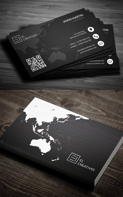 best business card templates best business cards kr59 187 regardsdefemmes