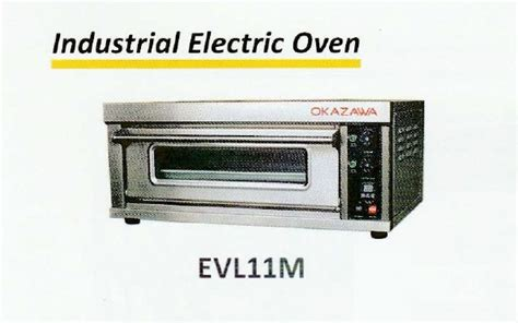Oven Okazawa okazawa 1deck 1tray commercial electric oven my power tools