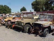 Surplus Jeeps Army Surplus Jeeps For Sale