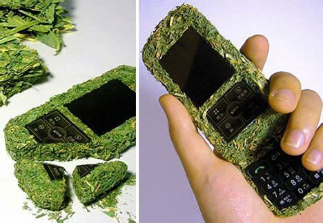 Butterfly Cell Phone Designed By A 15 Year by 15 Futuristic Green Gadgets Cool Concept Cell Phones