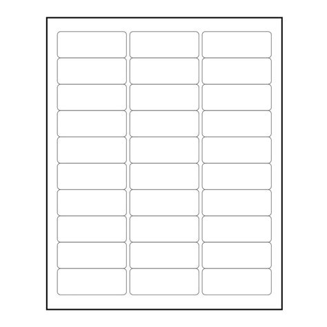 28 address labels template word doc 1218563 12