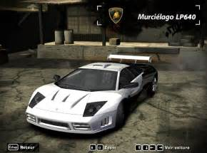 speed  wanted lamborghini murcielago lp