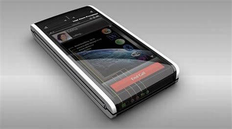 mid/pda phone concept has three screens, all touch
