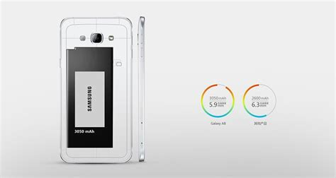 samsung battery a8 price galaxy a8 announced battery in samsung s slimmest smartphone androidpit