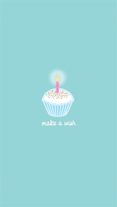 Wish Happy Birthday In Happy Birthday Make A Wish Wallpaper Free Iphone Wallpapers