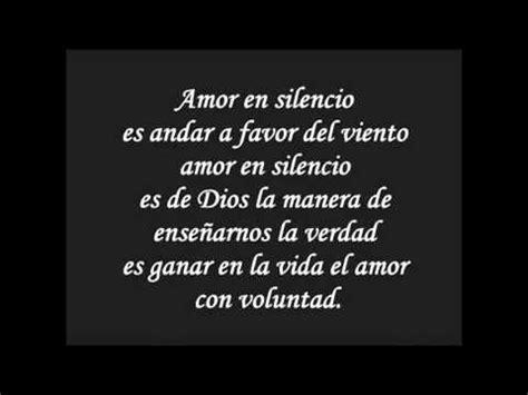 imagenes de amor en silencio animadas amor en silencio marco antonio solis cover jos 233 m youtube