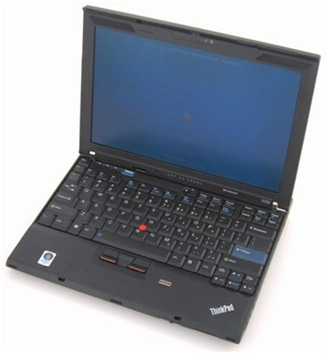 lenovo thinkpad x200 review notebookreview