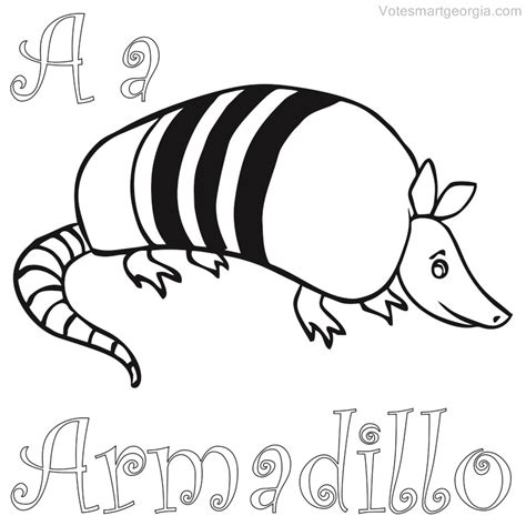 armadillo lizard coloring page free printable armadillo coloring pages diannedonnelly com