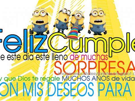 imagenes de feliz cumpleaños amiga de los minions feliz cumplea 241 os para colorear para dedicar