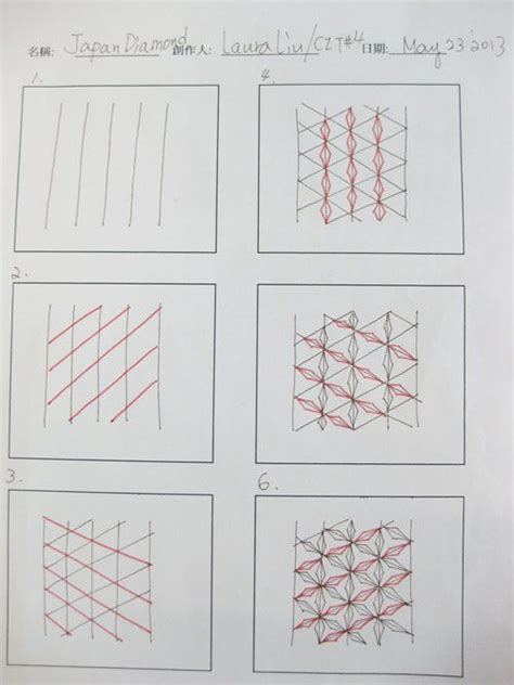 zentangle pattern crease 656 best zentangle tangle patterns images on pinterest