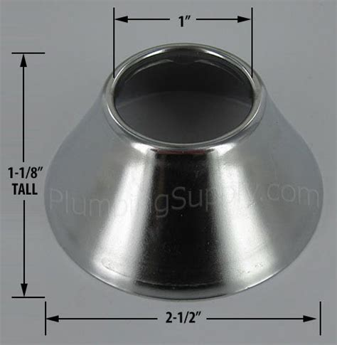 Plumbing Supply Cbell by Escutcheons Pipe Covers Shower Arm Wall Plates