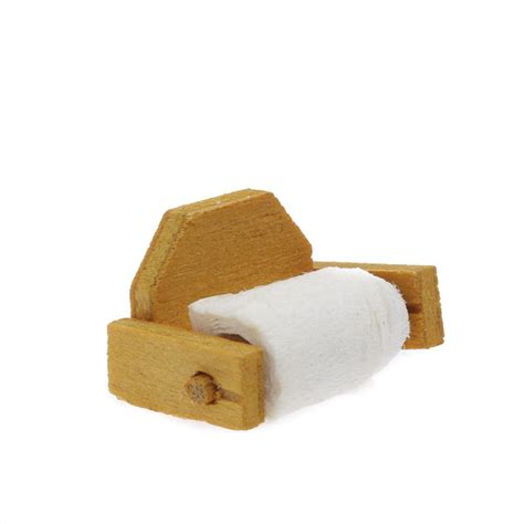 wooden toilet paper roller wooden toilet paper roll holder with toilet paper craft