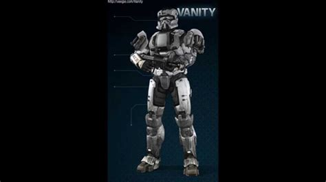Vanity Armor by Cool Halo Reach Armor Combos Made With Vanity