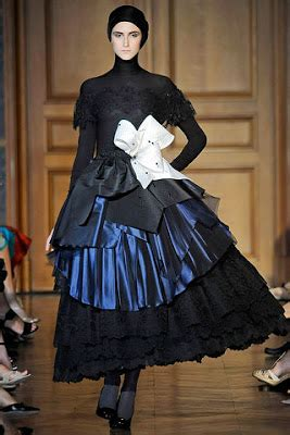 Runway Report Christian Lacroix Couture by Runway Report Couture Fashion Week