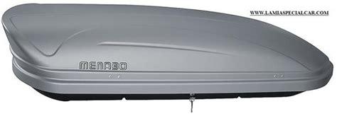 box portatutto per auto box baule portatutto per auto 400 silver
