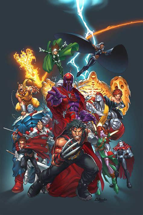 libro x men age of apocalypse earth 295 marvel comics database
