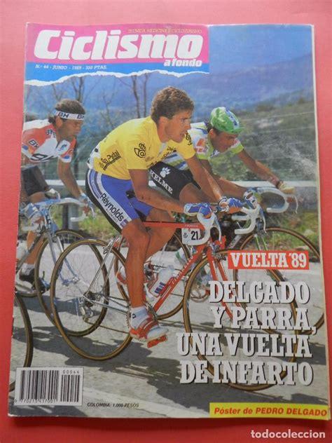 modalidad 44 trabajadores independientes libros y revistas revista ciclismo a fondo n 186 44 1989 perico delg comprar