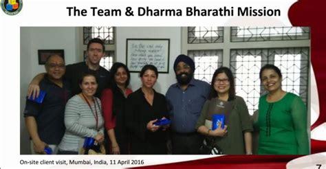 Marys Executive Mba by Dharma Bharathi Mission